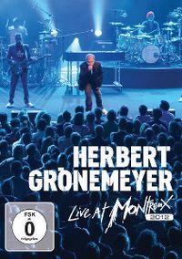 Cover Herbert Grönemeyer - Live At Montreux 2012 [DVD]